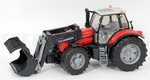 Bruder 3087 Tracktor Same Diamond + fronthef